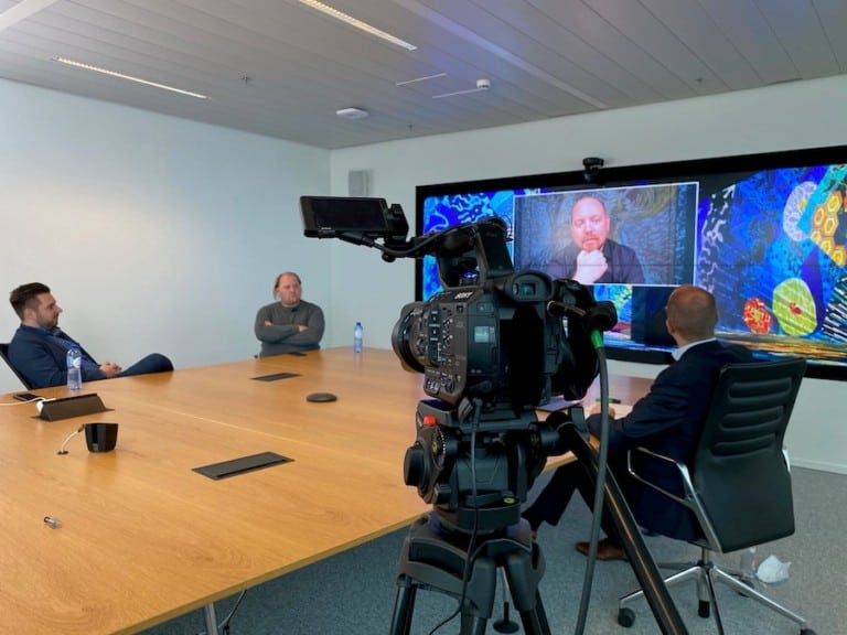 Barco immersive projection masterclass