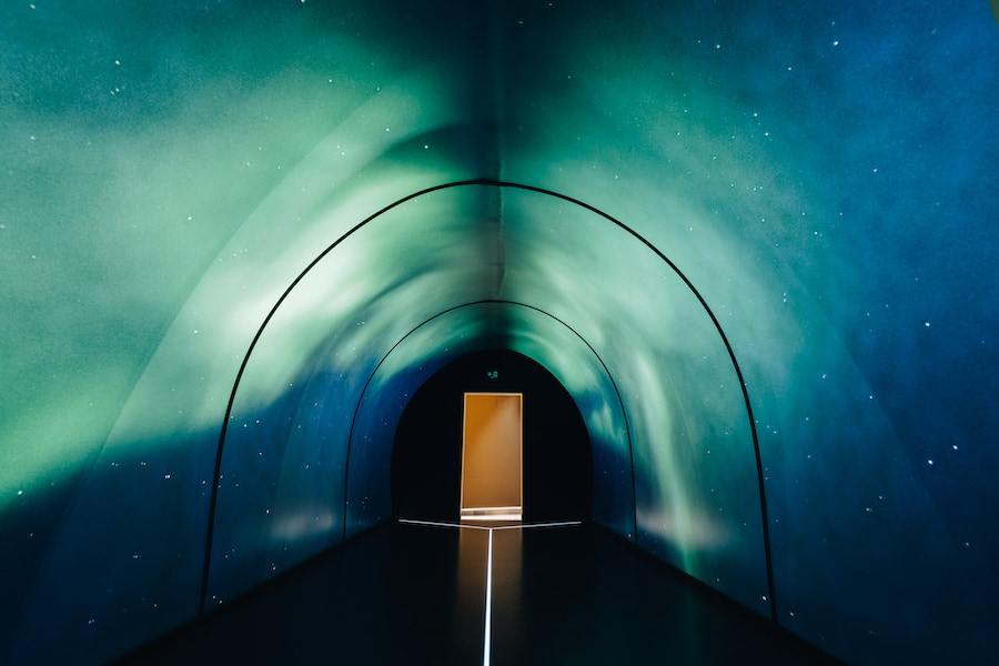 Northern Lights Barco Tromso Museum