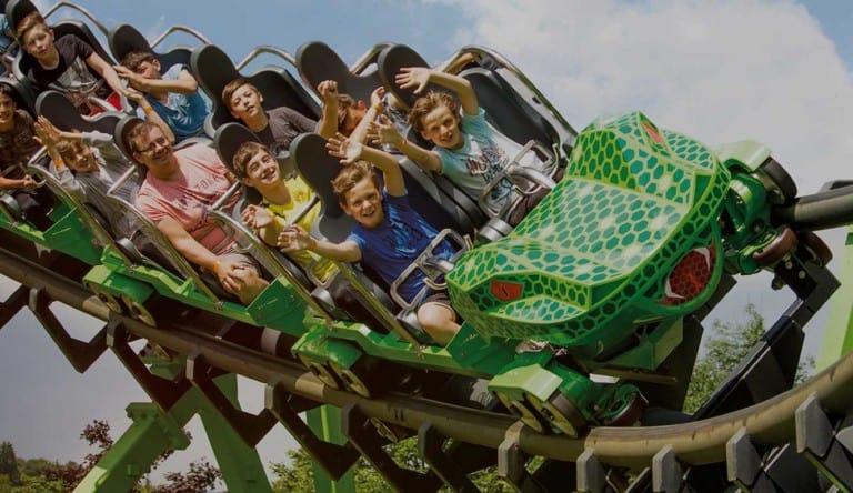 SpeedSnake coaster Fort Fun