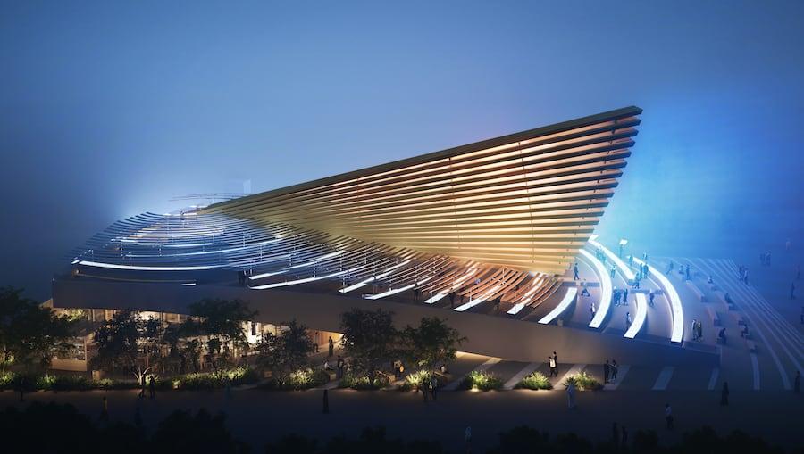 The UK Pavilion