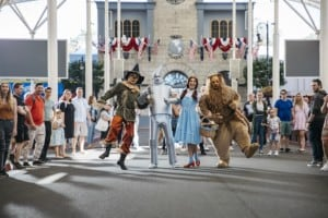 Warner Bros. Movie World - Hooray for Hollywood - Wizard of Oz