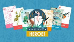 Wetland Heroes Slimbridge Aardman