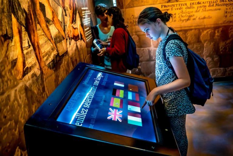 cittadella-visitor centre Sarner inclusive experiences