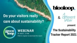 greenloop webinar sustainability tracker