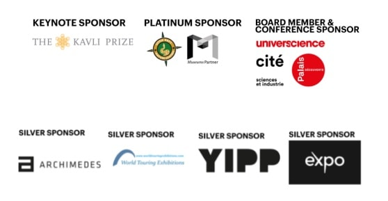 Ecsite partners and sponsors 2021