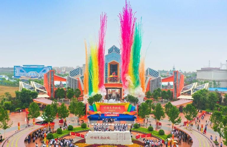 Fantawild Glorious Orient opening