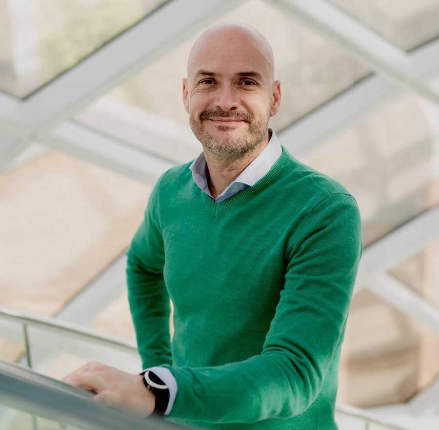Founder & CEO Camiel Kraan Convious