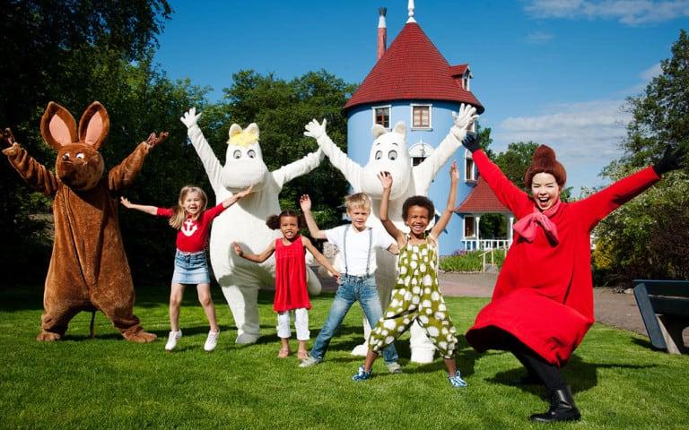 Moominworld Finland