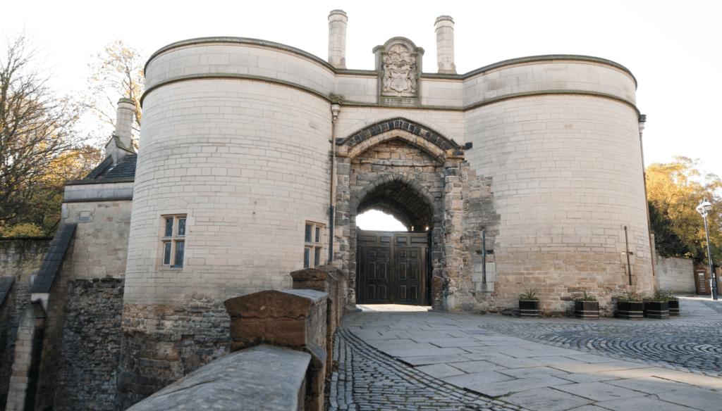 nottingham castle redevelopment