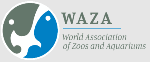 Logo of World Association of Zoos and Aquariums