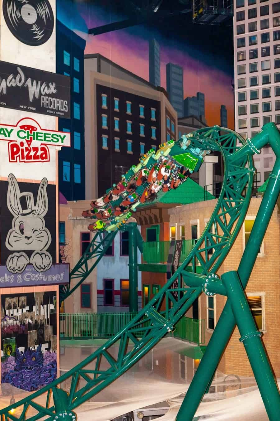 Shred The Sewers by Intamin