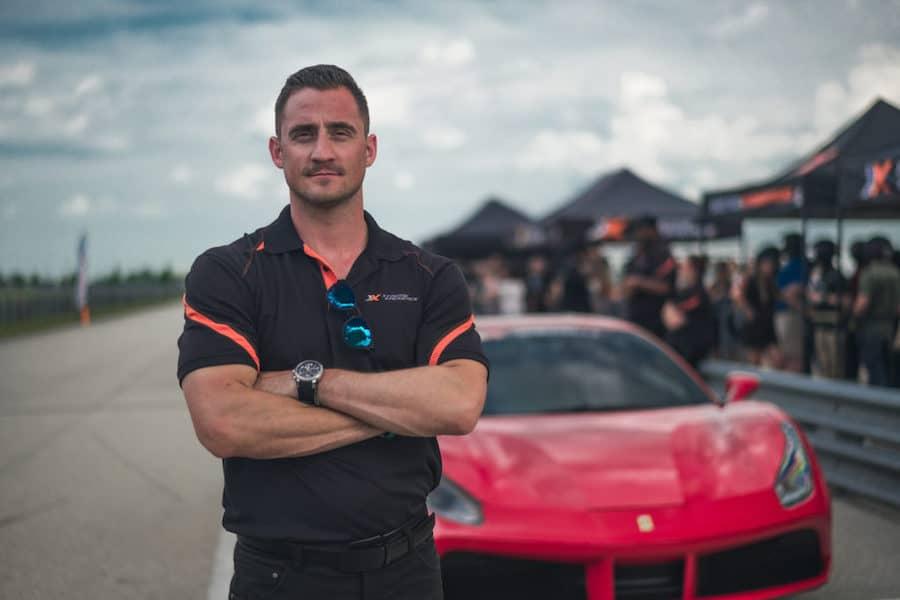 Xtreme Xperience Founder, Adam Olalde
