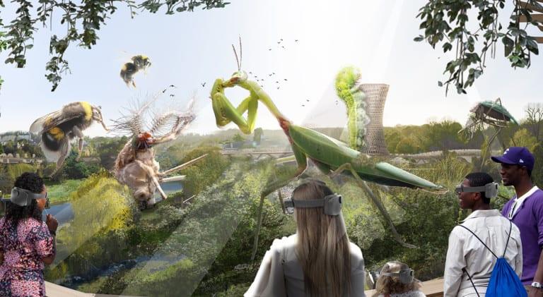 bristol zoo augmented reality