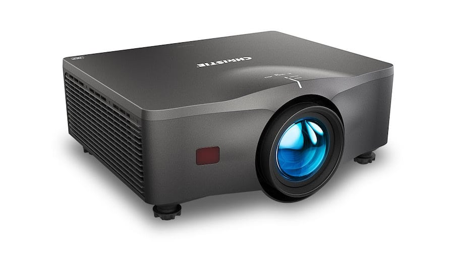Christie Inspire Projector Angle