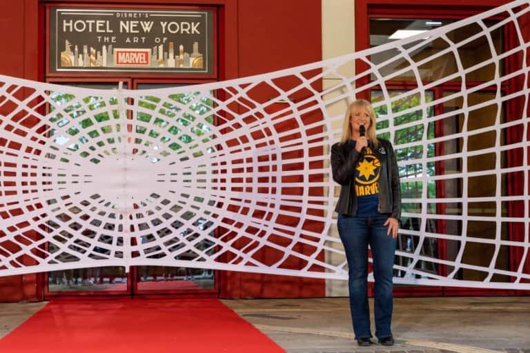 disney's hotel new york the art of marvel disneyland paris