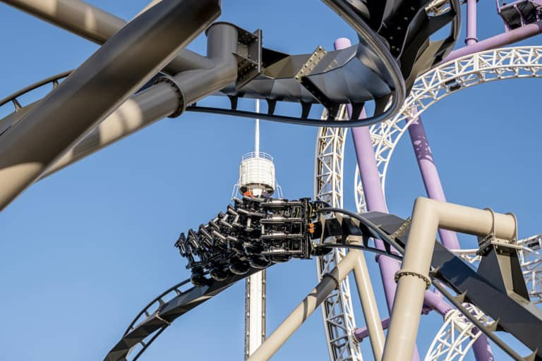 grona lund monster king of roller coasters