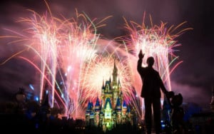 happily ever after disney world fireworks show