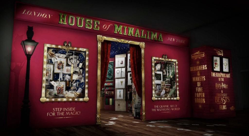 house of mina lima at harry potter new york