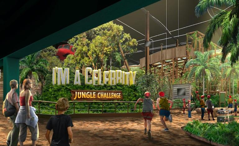 im a celebrity jungle challenge