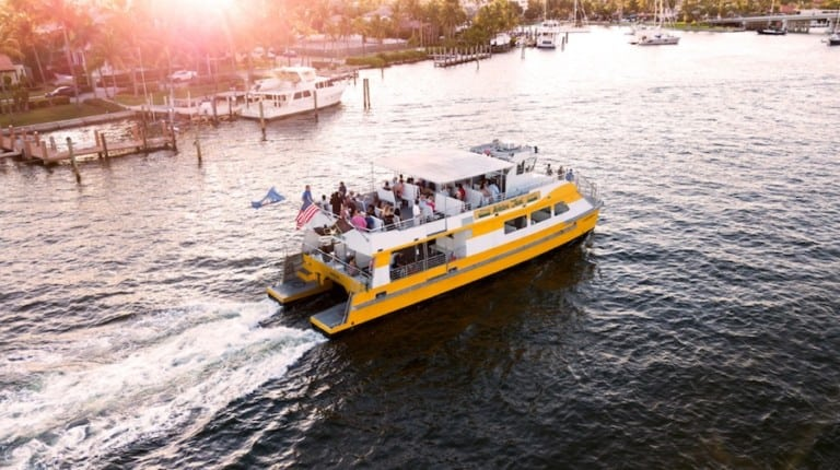 Fort Lauderdale Water Taxi rocketrez