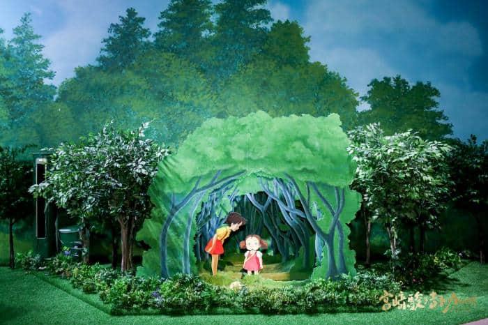 hayao miyazaki studio ghibli exhibition today art museum beijing