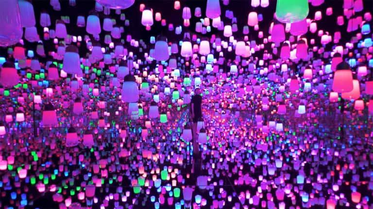 immersive art experiences