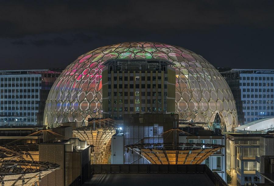 Al Wasl Plaza - Expo 2020