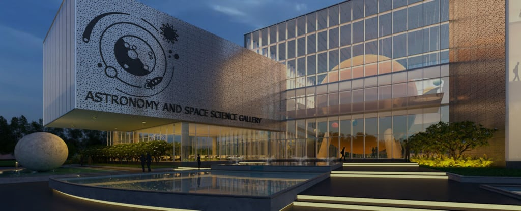 Astronomy and Science Gallery Gujarat Science City