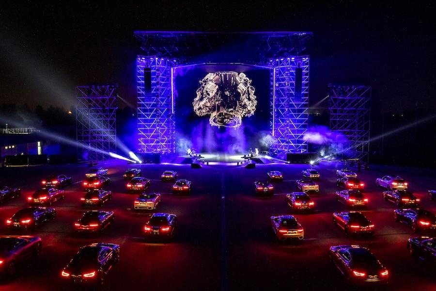 Balich Wonder Studio Maserati_brand experience 2020