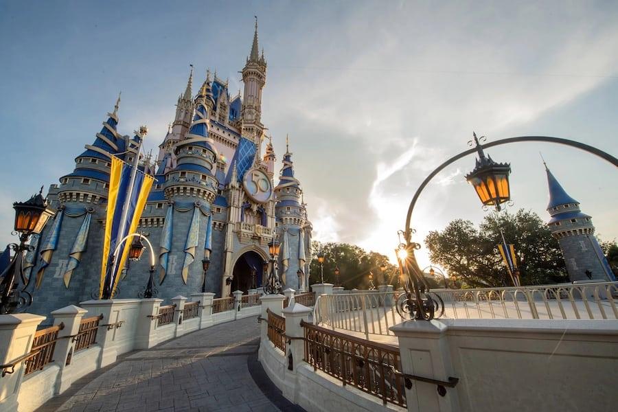 Cinderella-castle-at-50-disney-world themed entertainment ecosystem
