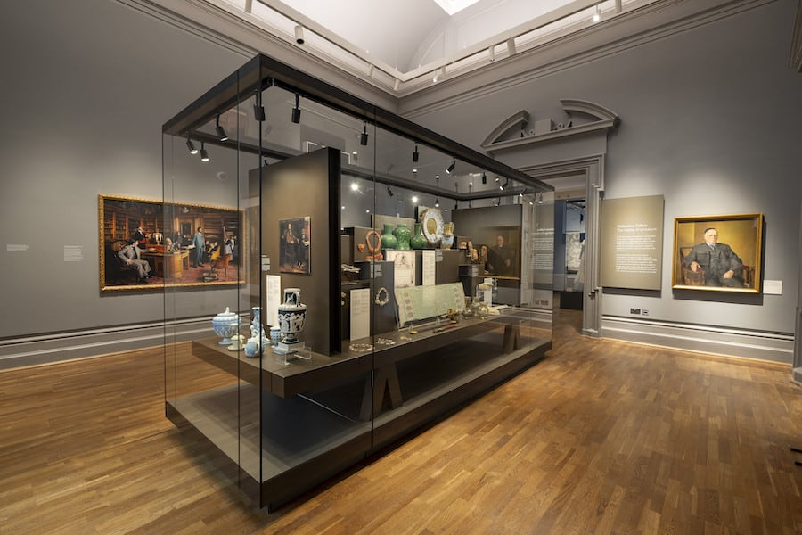 Collections Gallery Nottingham Castle