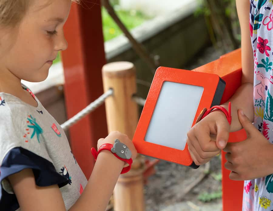 Connect&GO enhances experience at Granby zoo