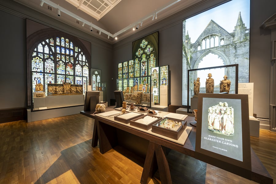 Early Craft Gallery Nottingham Castle