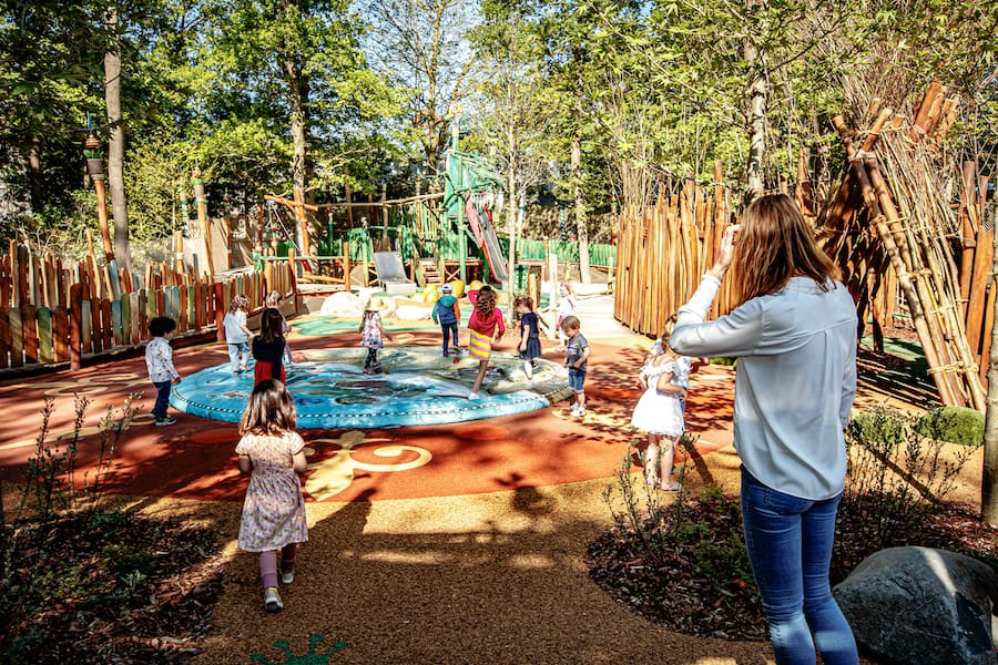 Efteling-Nest-the-play-forest-for-all-children