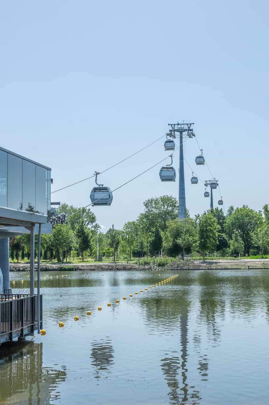Floriade_2022 cable car
