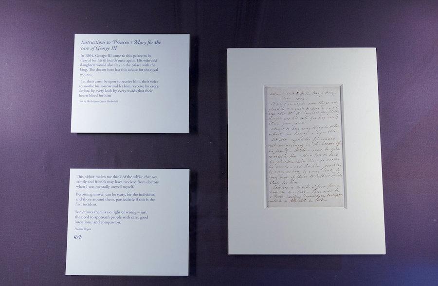 King George III: Mind Behind the Myth exhibition