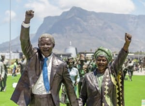 Mandela long march to freedom exhibition