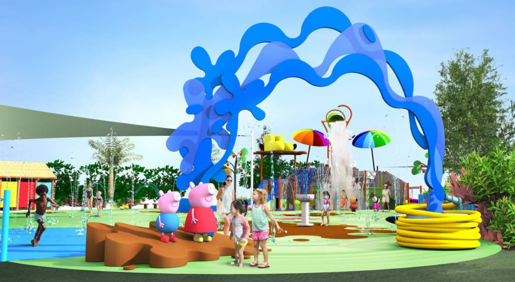 peppa pig theme park florida legoland