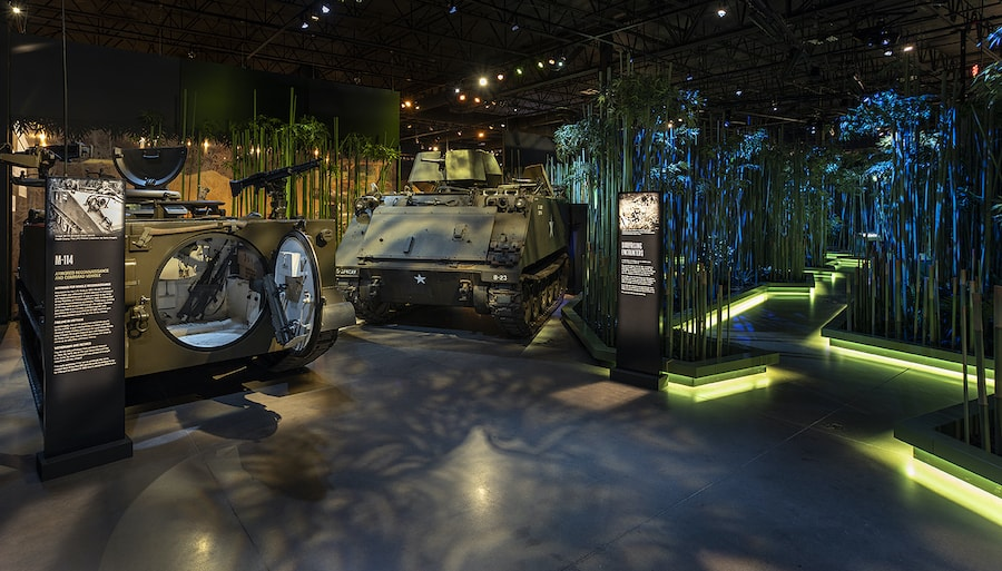National Museum of Military Vehicles_roto
