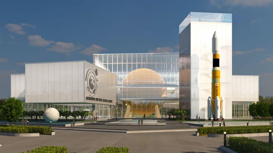 Science City Gujarat Astronomy Museum