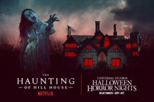 halloween horror nights haunting of hill house universal