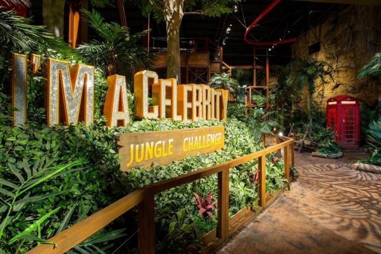 im a celebrity jungle challenge attraction manchester