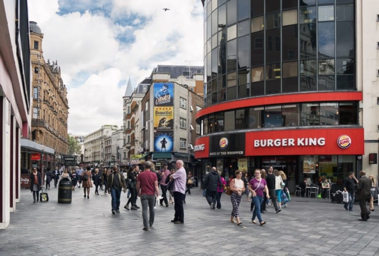 leicester square redevelopment