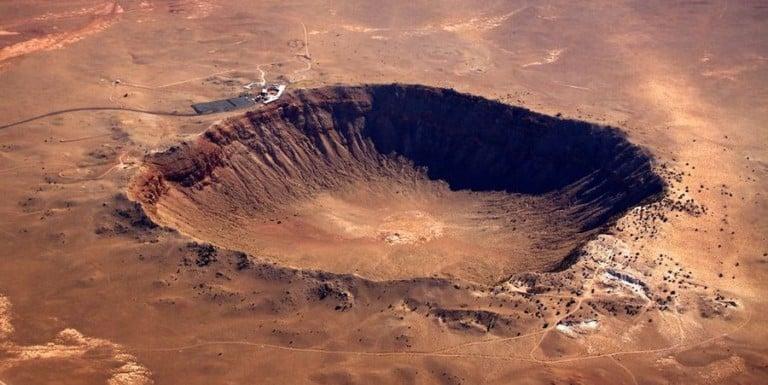 meteor-crater-barringer
