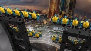DOF Robotics flying theatre