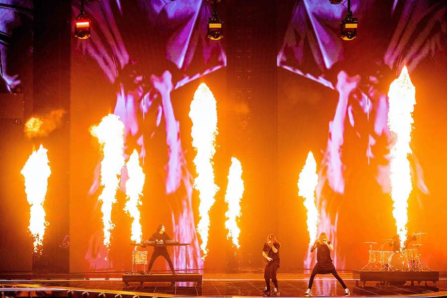 Luminous-Flame-Products-in-use-at-the-Eurovision-Song-Contest-2021