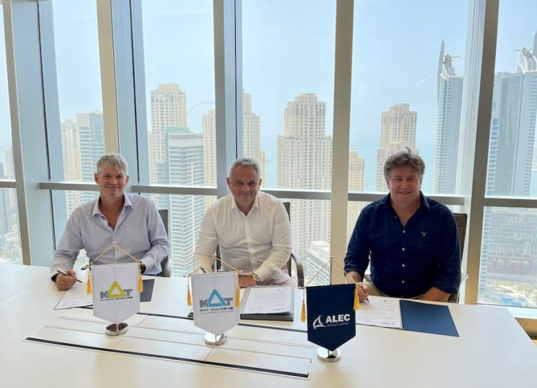 MAT-filtration and ALEC sign partnership agreement