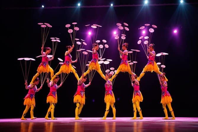Peking Chaoyang Acrobatic Show culture and storytelling