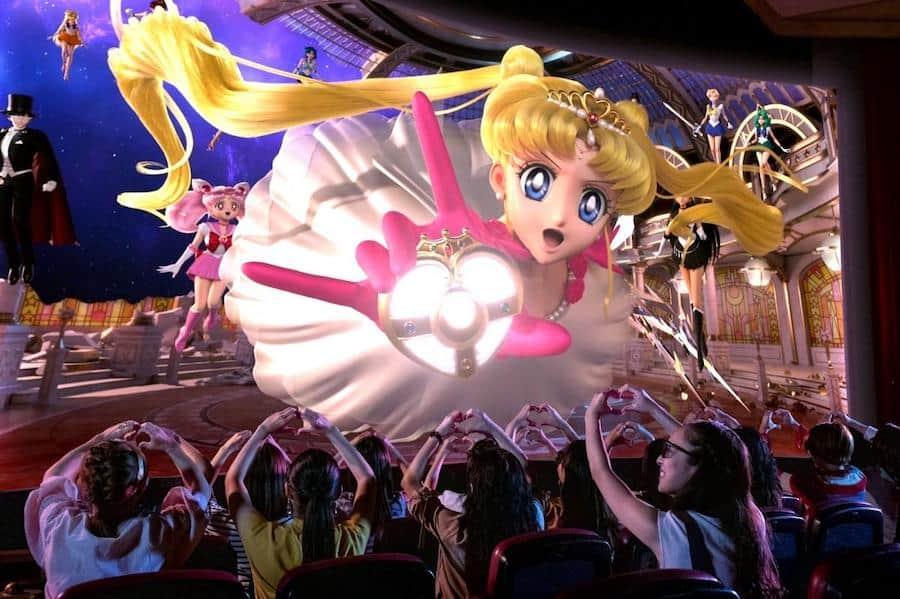Sailor Moon USJ