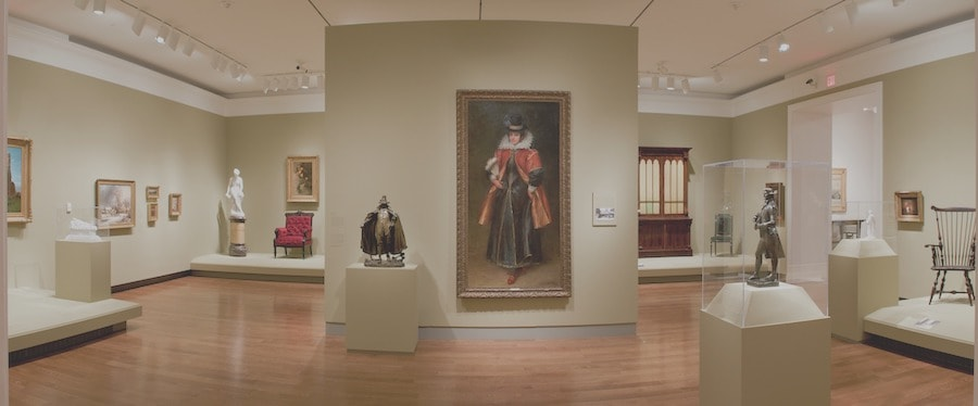 The James W. and Frances G. McGlothlin American Art Galleries. Virginia Museum of Fine Arts